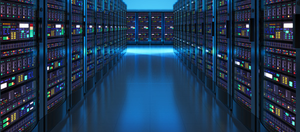 software developers use server rooms to install and configure systems